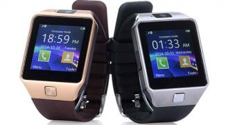 Smart watch. Action. Large discounts