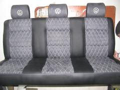 Sofa for minibus, convertible sofa for minibus for used
