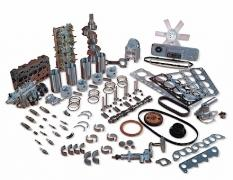 Spare parts for loaders