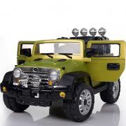 Спешите! Детский электромобиль JEEP REBACK JJ 235: 3-7 км/ч