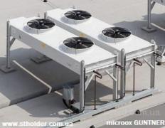 Сухие и орошаемые градирни (драйкулеры), шокфростеры, воздухоохл