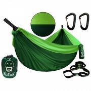 The best hammock in terms of price-quality ratio made of parachute silk