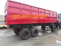 The tractor-propelled 3PTS-12 tractor-propelled trailer is for sale
