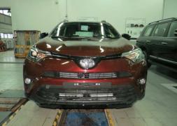 Toyota Rav 4 Без пробега! Toyota RAV 4 2.0 CVT (146 л.с.)