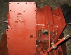 transmission (transmission t 25 - main gear) the tractor T-25 . t