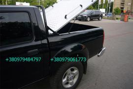 Трёхсекционная складная крышка багажника кузова для пикапа