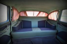 Tuning Internal Folding sofa convertible in for a van Vito bus Vivar