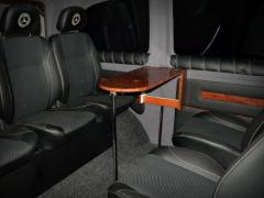 Tuning Internal Re-equipment interior trim Mercedes Vito Viano Mercedes Vit
