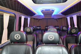 Tuning Internal Refit upholstery Mercedes-Benz Sprinter Mercedes Sprinter