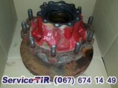 Used DAF wheel hub
