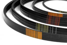 V-belts on domestic and imported agricultural machinery
