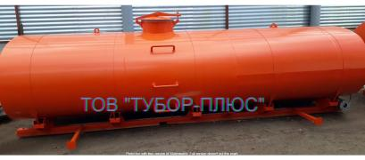 Waste disposal machines. We produce water carriers, milk carriers
