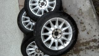 Winter tyres Winter tires on rims (set)