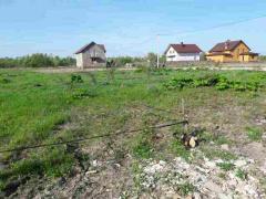 Земельный участок под строительство